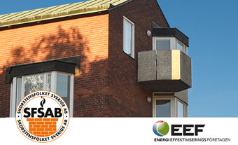 SkorstensFolket är medlem i EEF, Energieffektiviseringsföretagen